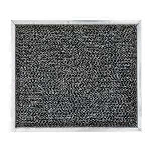 Range  Hood & Microwave  FiltersRangehoodfilter RHP0808 GE WB02X10700 Aluminum Carbon Grease Odor Smoke Filter Range Hood Microwave Oven Basket